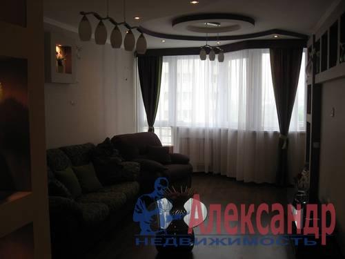 2-комнатная квартира (80м2) в аренду по адресу Дачный пр., 24— фото 11 из 17