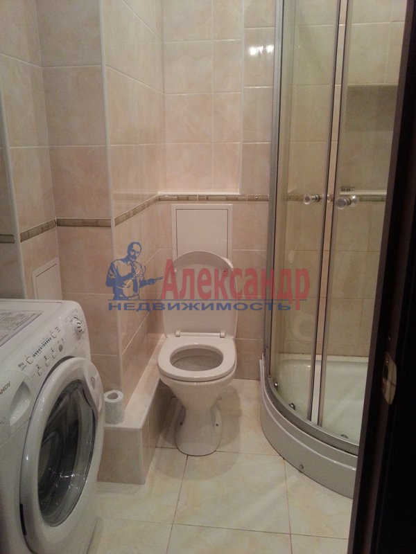 1-комнатная квартира (43м2) в аренду по адресу Бухарестская ул., 80— фото 3 из 6