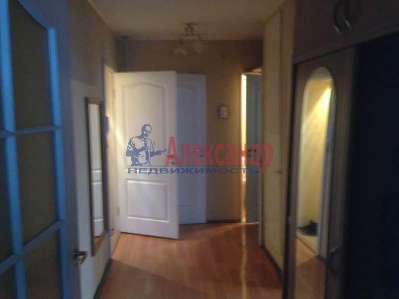 2-комнатная квартира (54м2) в аренду по адресу Витебский пр., 35— фото 1 из 5