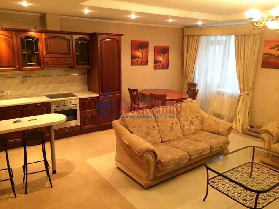 2-комнатная квартира (62м2) в аренду по адресу Профессора Попова ул.— фото 1 из 3