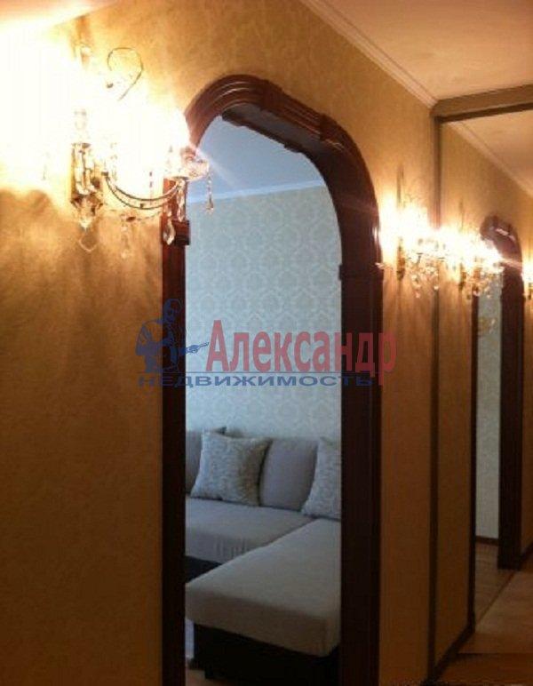 1-комнатная квартира (37м2) в аренду по адресу Комендантский пр., 14— фото 6 из 7