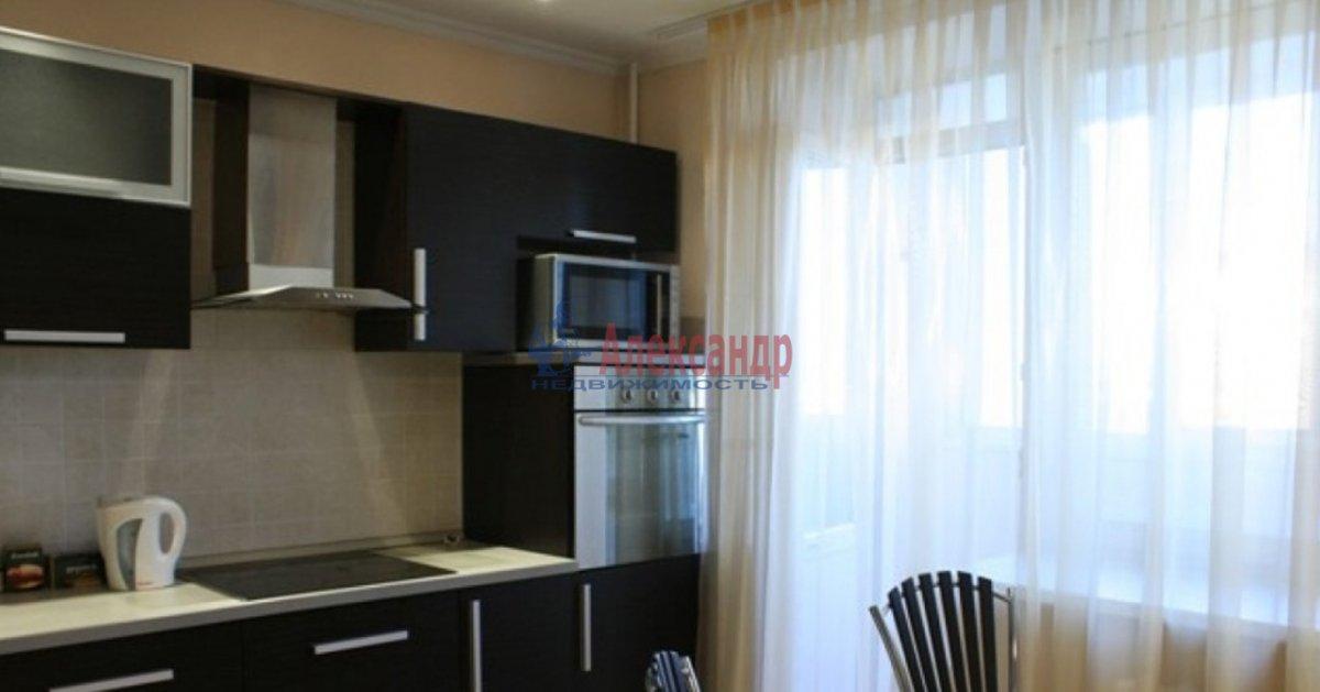 1-комнатная квартира (40м2) в аренду по адресу Южное шос., 55— фото 2 из 3