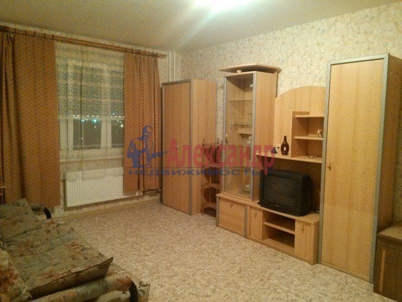 1-комнатная квартира (40м2) в аренду по адресу Сикейроса ул., 6— фото 1 из 5
