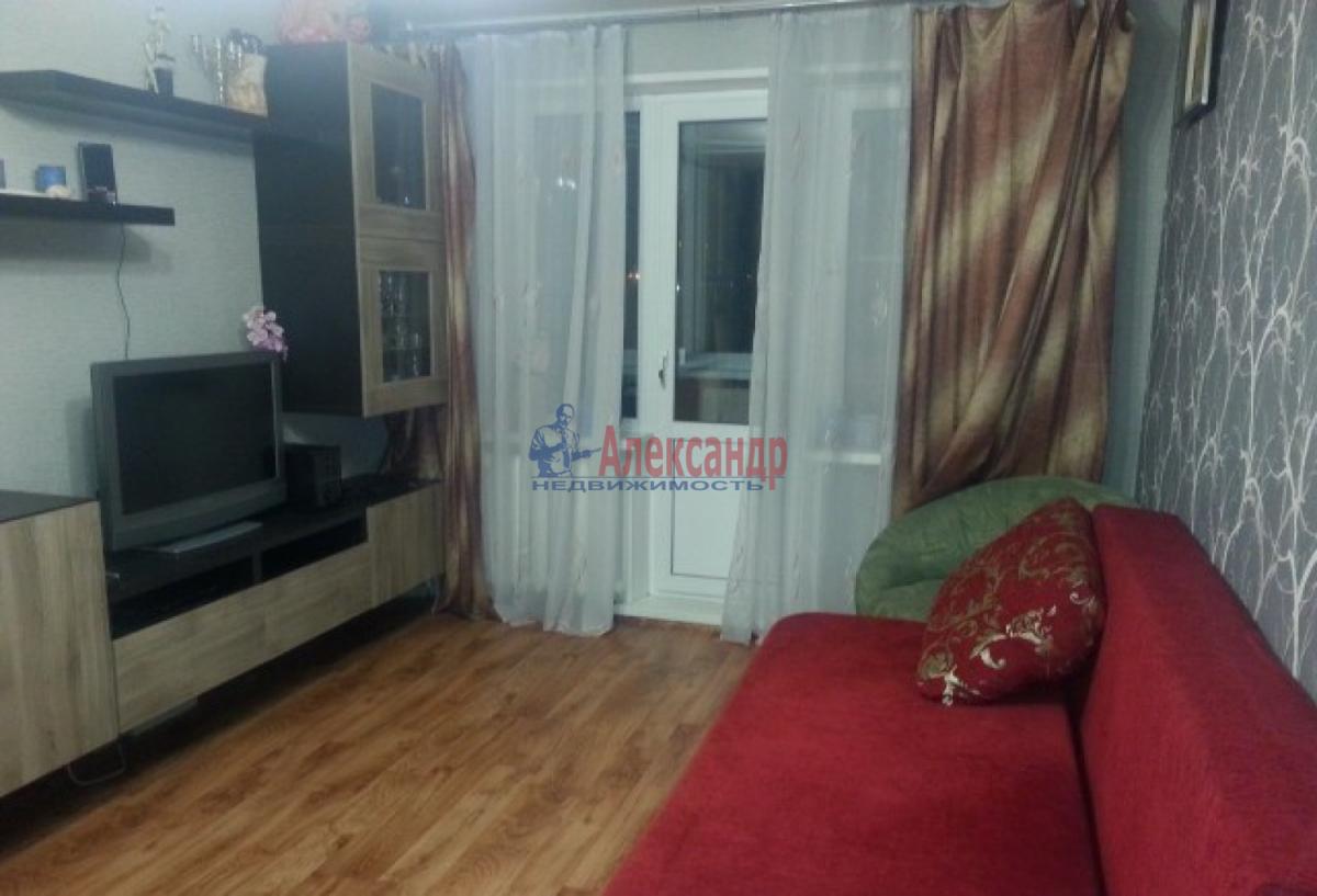 1-комнатная квартира (36м2) в аренду по адресу Маршала Жукова пр., 26/16— фото 1 из 6