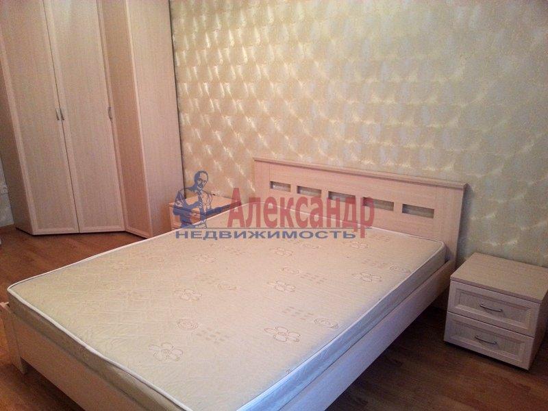 1-комнатная квартира (43м2) в аренду по адресу Бухарестская ул., 80— фото 5 из 6