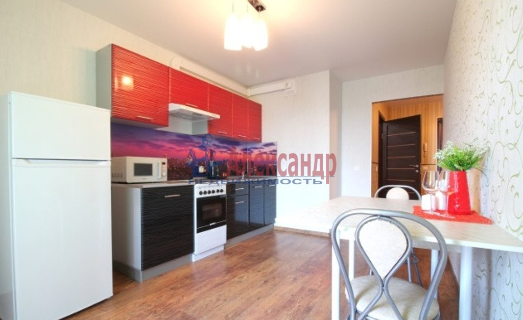 2-комнатная квартира (57м2) в аренду по адресу Наставников пр., 43— фото 4 из 4