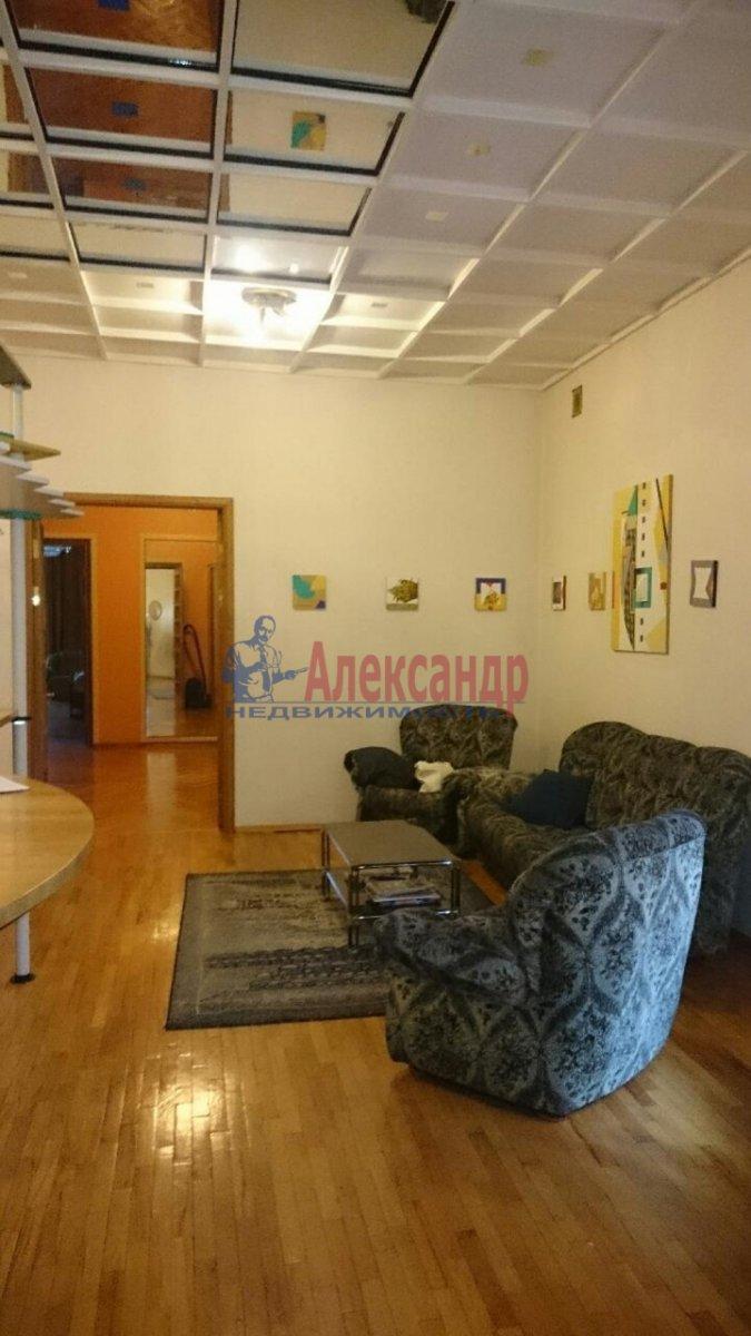 2-комнатная квартира (167м2) в аренду по адресу Большая Морская ул., 34— фото 9 из 12
