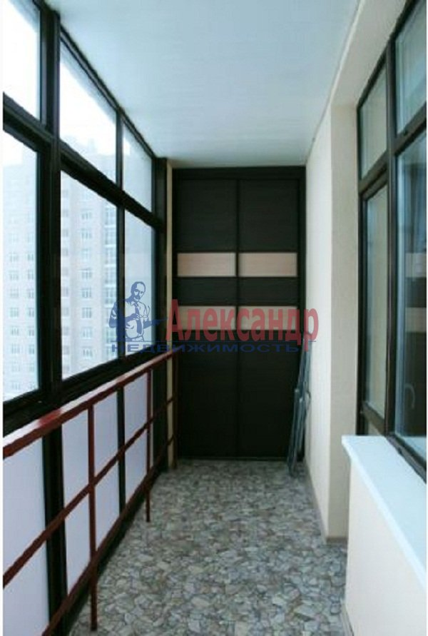 1-комнатная квартира (40м2) в аренду по адресу Туристская ул., 10— фото 5 из 5