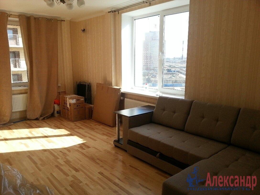 1-комнатная квартира (44м2) в аренду по адресу Дальневосточный пр., 69— фото 7 из 10