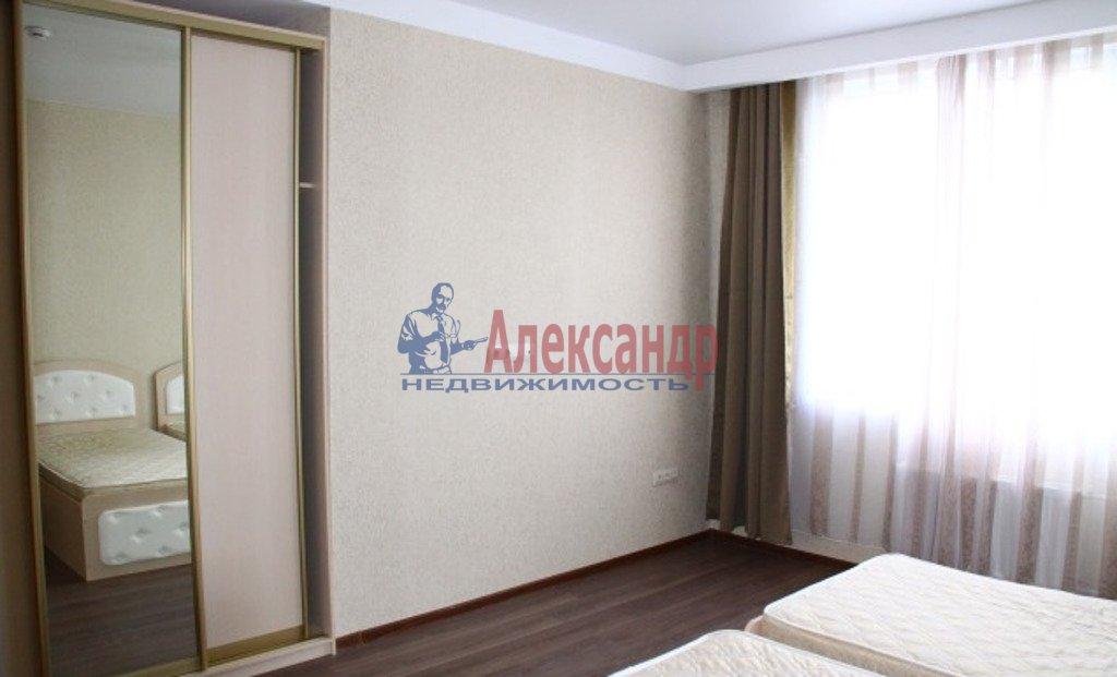 2-комнатная квартира (69м2) в аренду по адресу Шуваловский пр., 77— фото 2 из 4