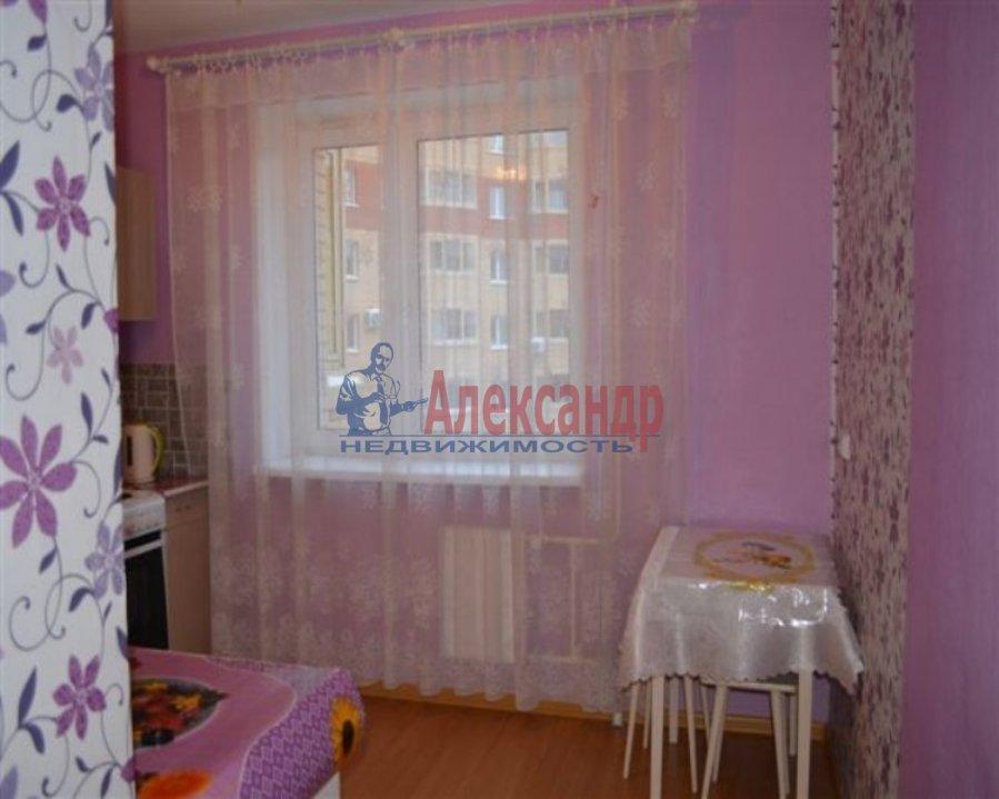 1-комнатная квартира (36м2) в аренду по адресу Ленинский пр., 75— фото 1 из 8