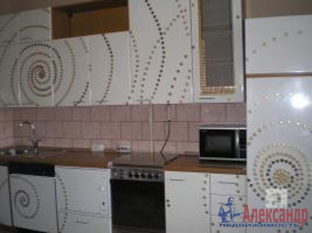 2-комнатная квартира (63м2) в аренду по адресу Красное Село г., Спирина ул., 3— фото 3 из 4