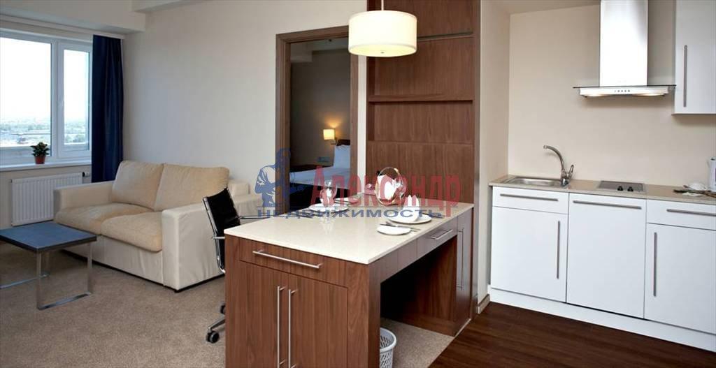 2-комнатная квартира (47м2) в аренду по адресу Московский просп., 93— фото 2 из 4