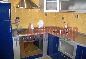 1-комнатная квартира (35м2) в аренду по адресу Просвещения пр., 99— фото 4 из 7