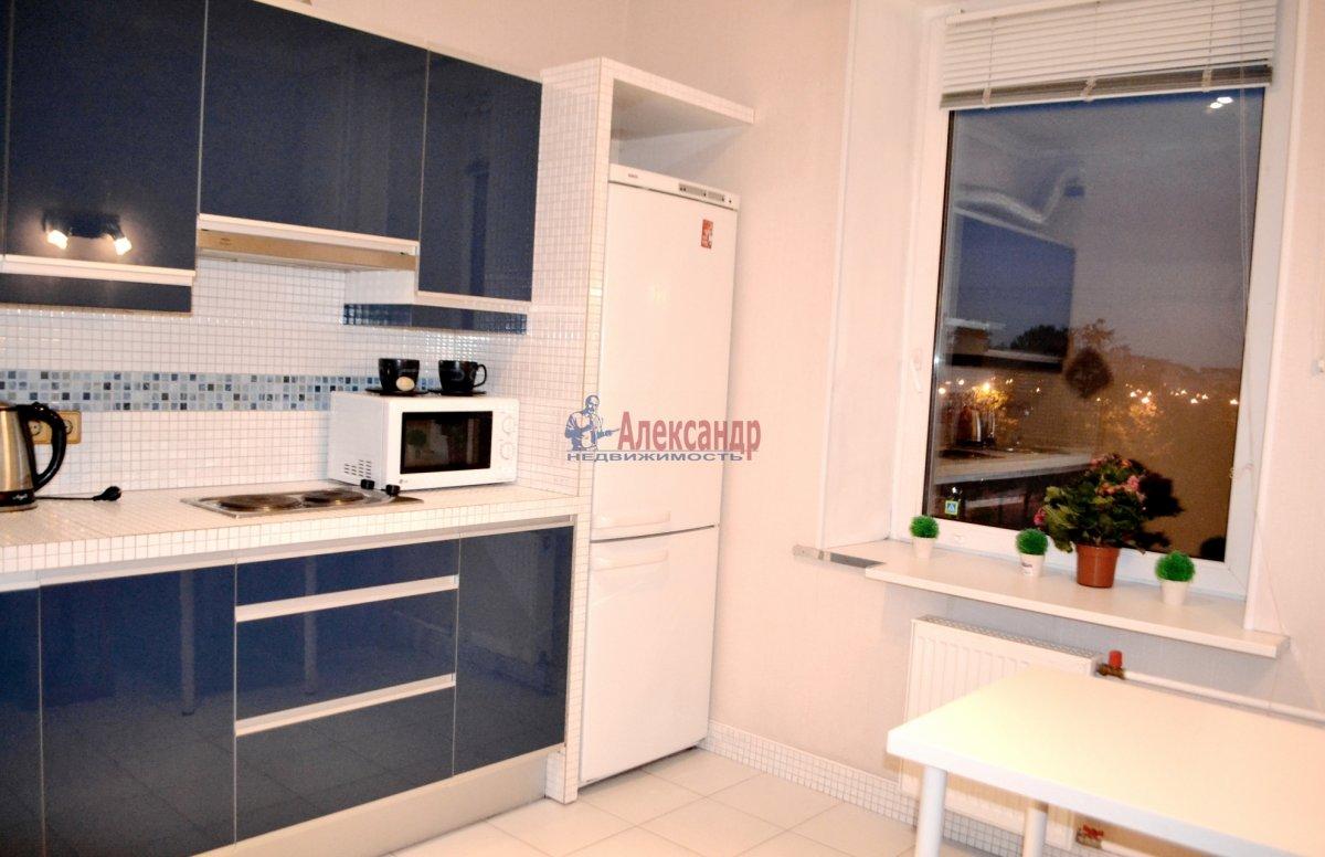 1-комнатная квартира (40м2) в аренду по адресу Ланское шос., 14— фото 3 из 9