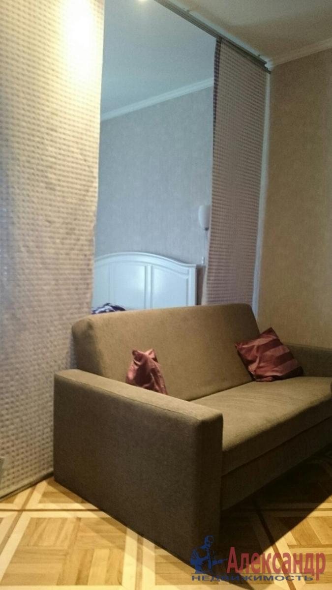 1-комнатная квартира (34м2) в аренду по адресу Савушкина ул., 137— фото 2 из 11