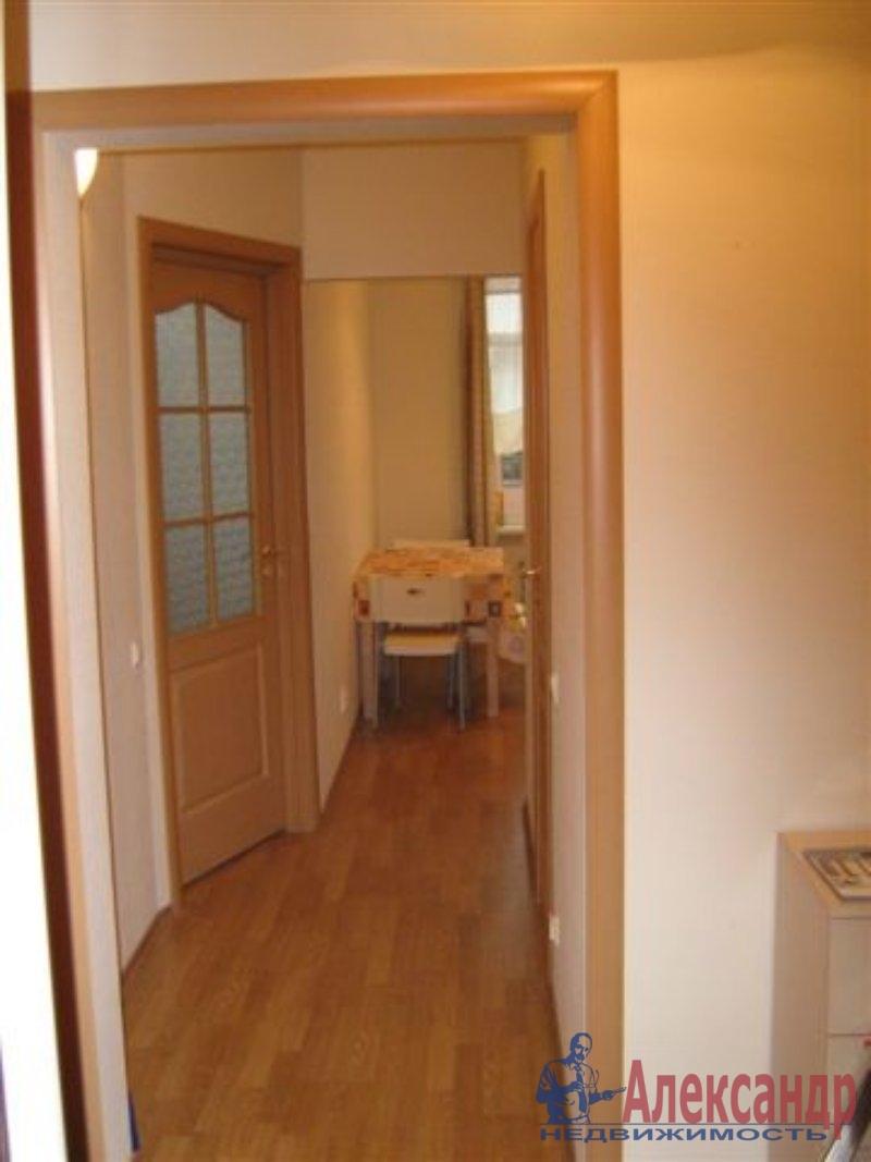 1-комнатная квартира (35м2) в аренду по адресу Седова ул., 24— фото 1 из 3