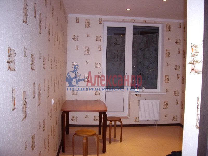 1-комнатная квартира (38м2) в аренду по адресу Гаванская ул., 32— фото 1 из 2