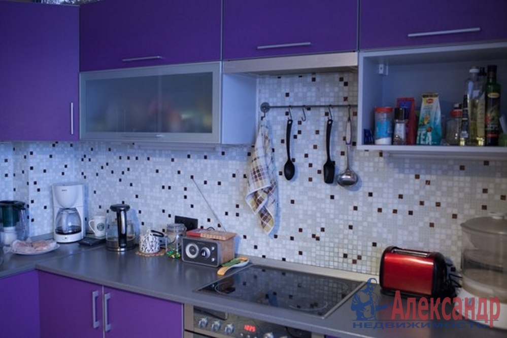 1-комнатная квартира (39м2) в аренду по адресу Маршала Захарова ул., 50— фото 2 из 3