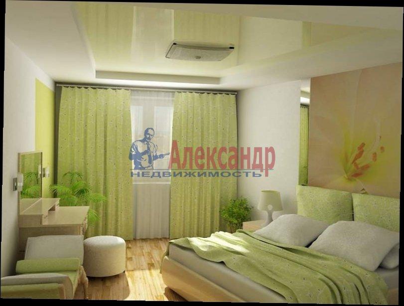 3-комнатная квартира (102м2) в аренду по адресу Просвещения пр., 35— фото 2 из 2