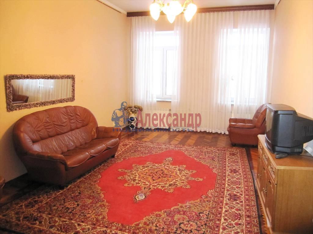 3-комнатная квартира (125м2) в аренду по адресу Мытнинская наб., 1— фото 7 из 16