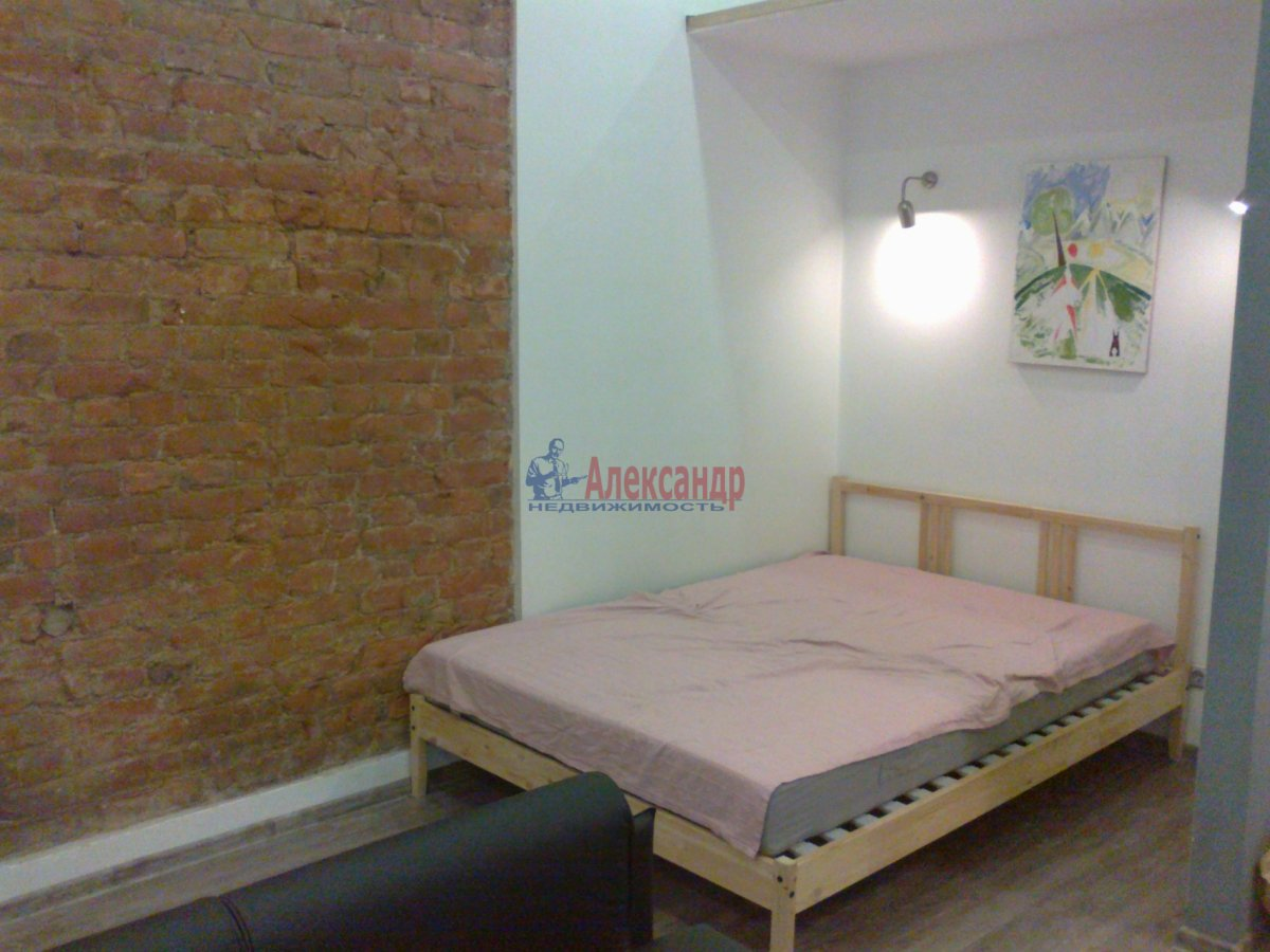 1-комнатная квартира (35м2) в аренду по адресу Большая Разночинная ул., 11— фото 3 из 8