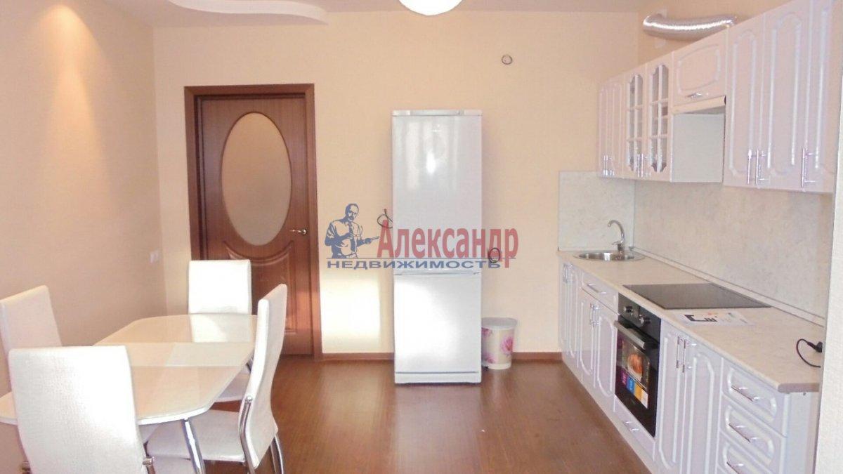 1-комнатная квартира (42м2) в аренду по адресу Выборгское шос., 23— фото 1 из 7