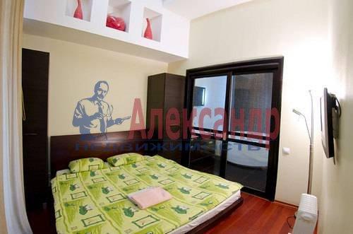 3-комнатная квартира (132м2) в аренду по адресу Реки Фонтанки наб., 40— фото 1 из 11