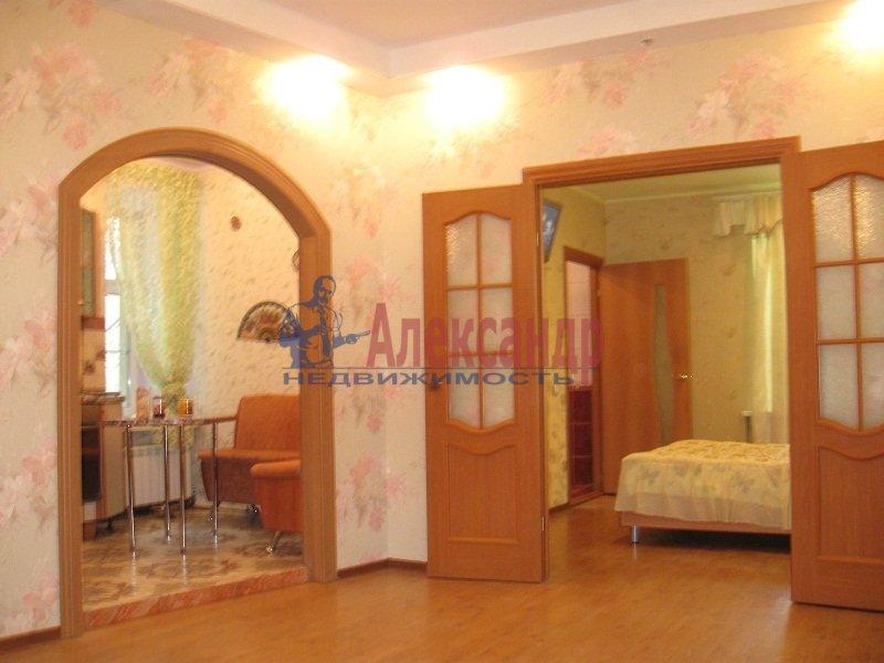 4-комнатная квартира (102м2) в аренду по адресу Введенская ул., 18— фото 2 из 11