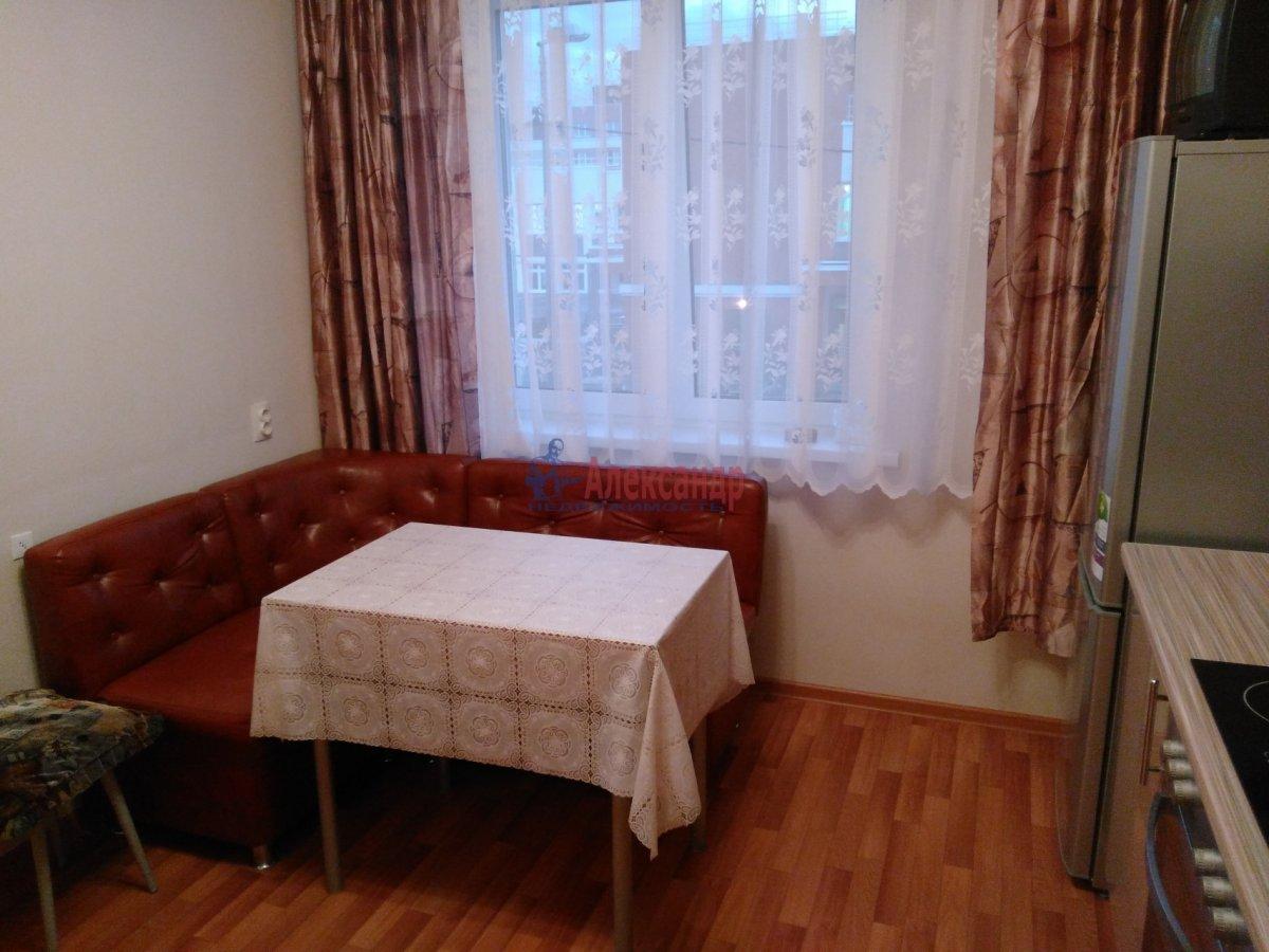 1-комнатная квартира (37м2) в аренду по адресу Юнтоловский пр., 49— фото 4 из 9