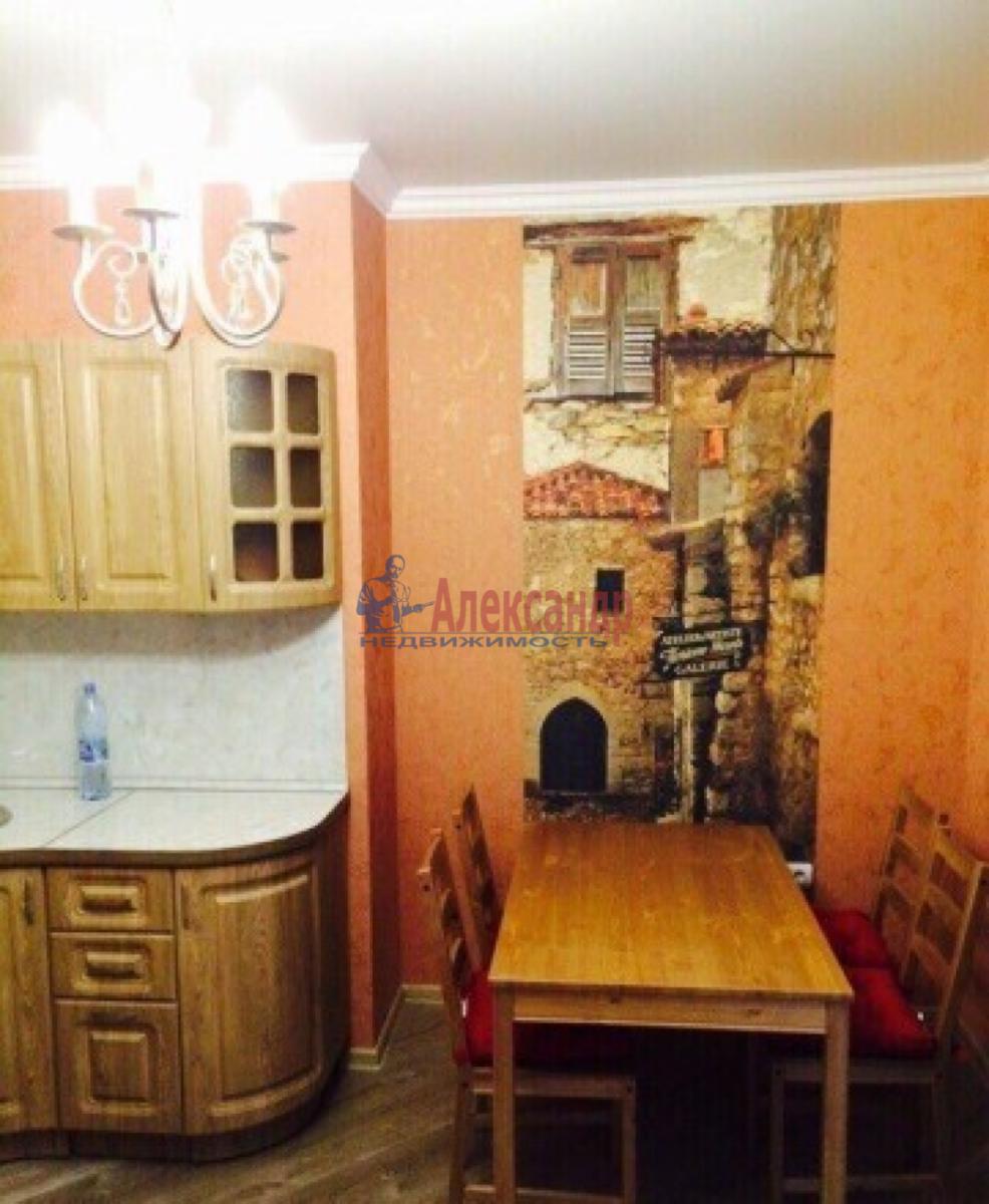 1-комнатная квартира (48м2) в аренду по адресу Маршала Жукова пр., 36— фото 3 из 6