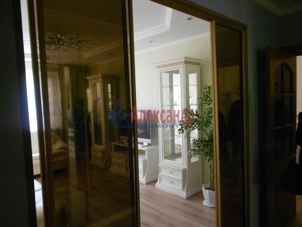 2-комнатная квартира (56м2) в аренду по адресу Кораблестроителей ул., 36— фото 5 из 8
