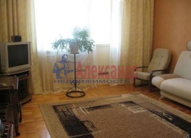 1-комнатная квартира (39м2) в аренду по адресу Комендантский пр., 13— фото 3 из 3