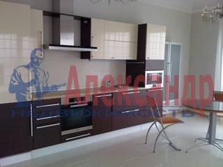 3-комнатная квартира (98м2) в аренду по адресу Петровская коса, 14— фото 2 из 7