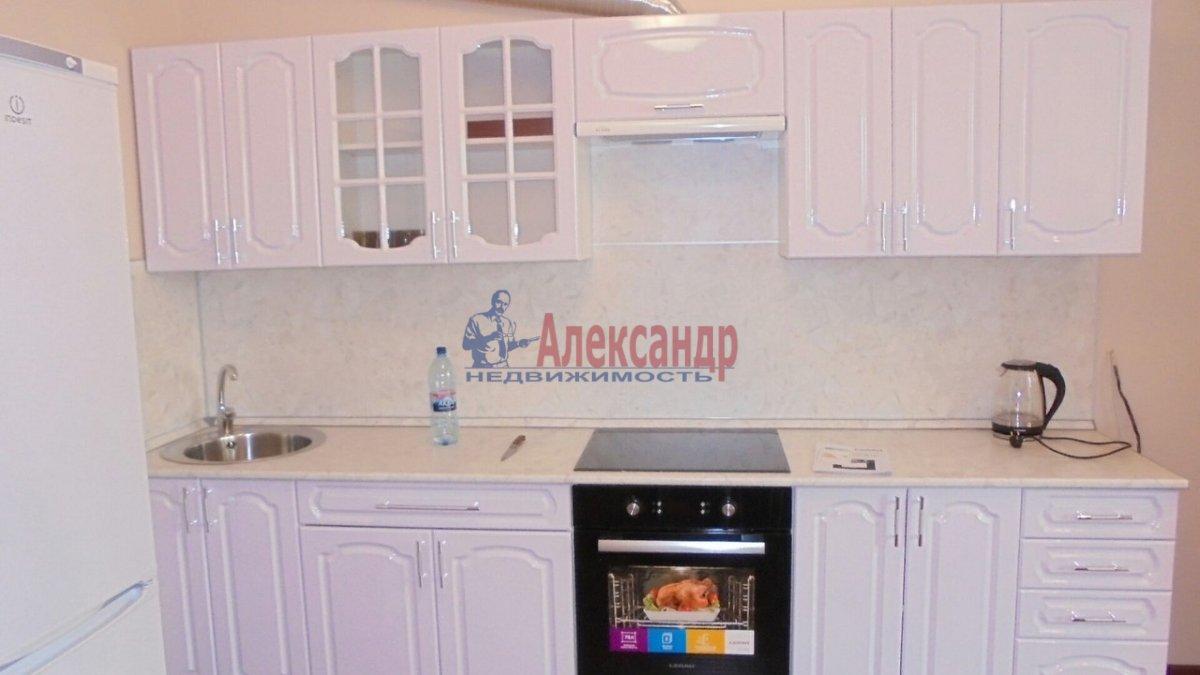 1-комнатная квартира (42м2) в аренду по адресу Выборгское шос., 23— фото 2 из 7