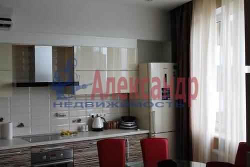 1-комнатная квартира (43м2) в аренду по адресу Кронштадтская ул., 13— фото 6 из 8