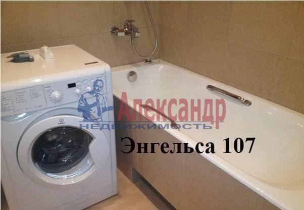 1-комнатная квартира (40м2) в аренду по адресу Энгельса пр., 107— фото 3 из 7