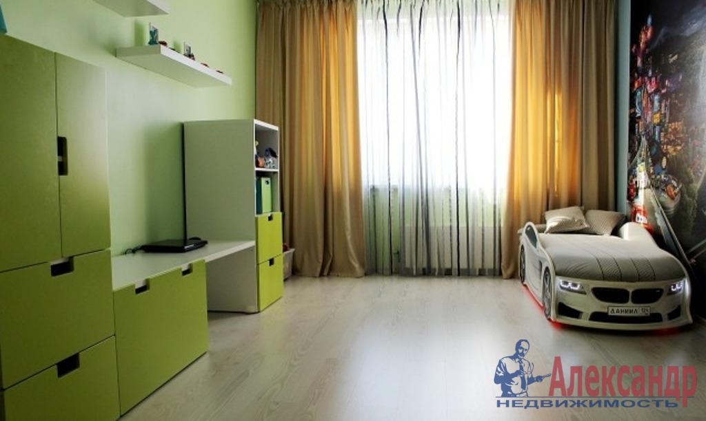 2-комнатная квартира (75м2) в аренду по адресу Киевская ул., 3— фото 2 из 4