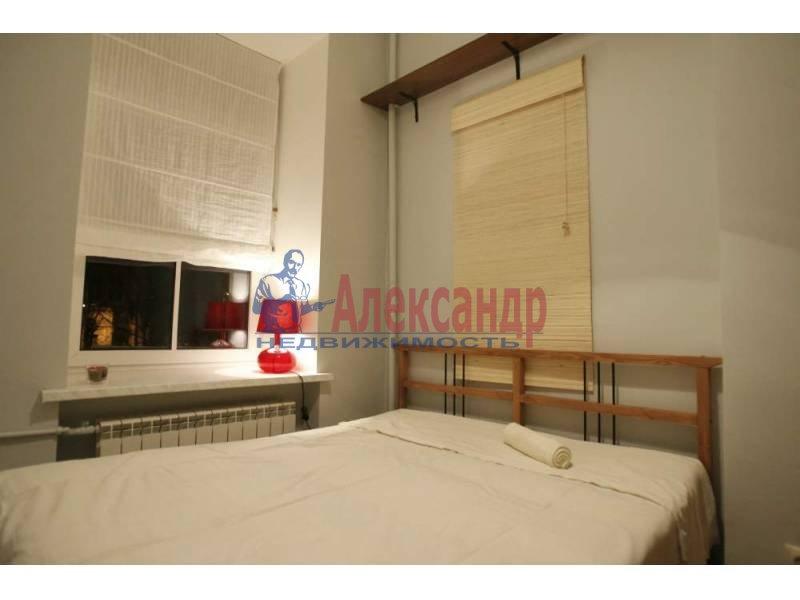 2-комнатная квартира (50м2) в аренду по адресу Большой пр., 88— фото 3 из 5