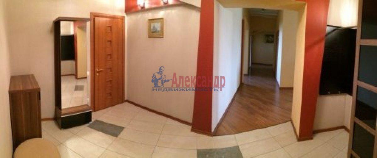 2-комнатная квартира (65м2) в аренду по адресу Московский пр., 153— фото 6 из 7