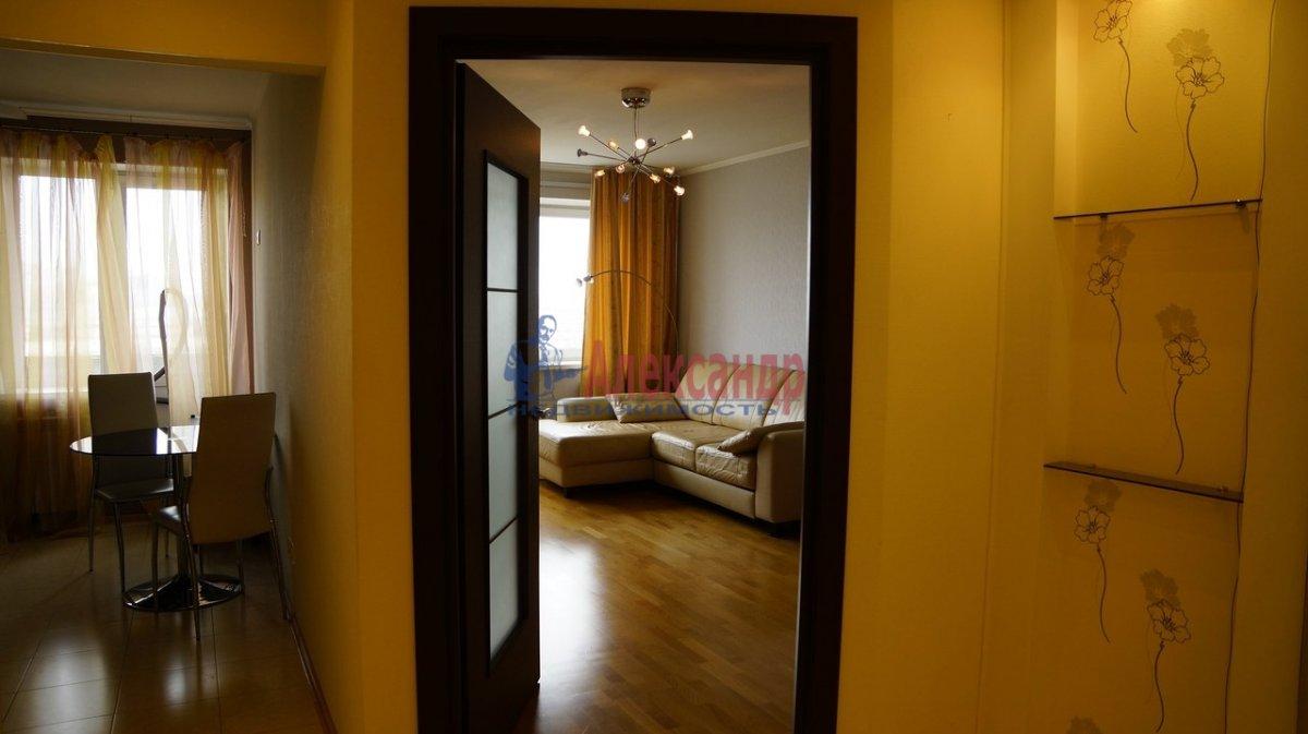 1-комнатная квартира (45м2) в аренду по адресу Энгельса пр., 134— фото 1 из 7