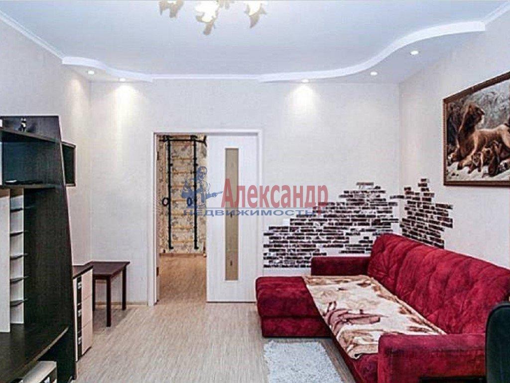 1-комнатная квартира (46м2) в аренду по адресу Есенина ул., 1— фото 1 из 1