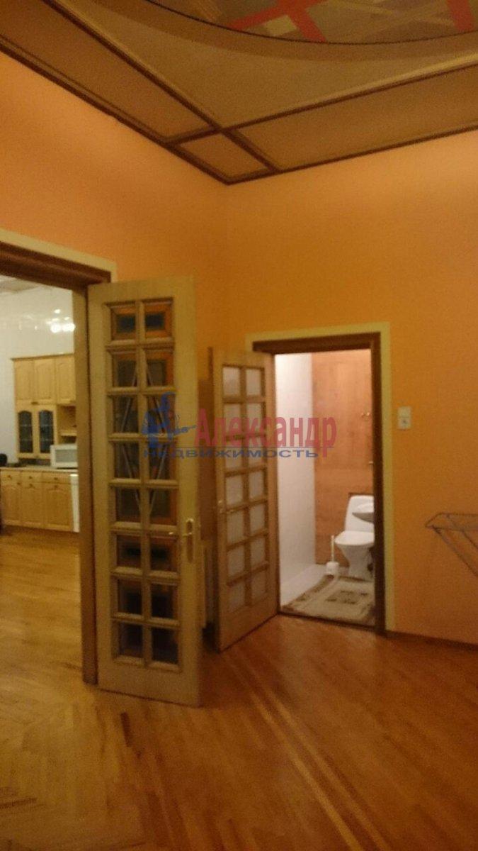 2-комнатная квартира (167м2) в аренду по адресу Большая Морская ул., 34— фото 10 из 12