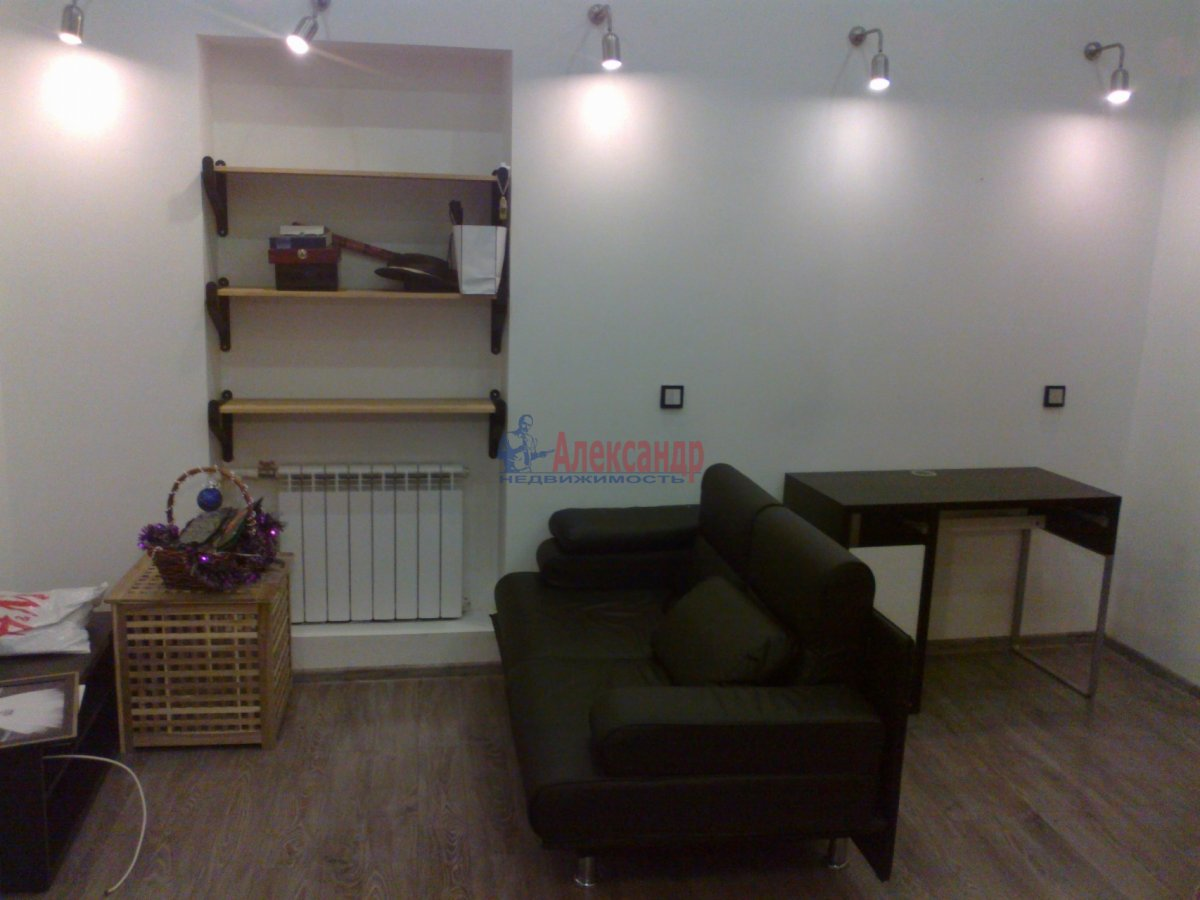 1-комнатная квартира (35м2) в аренду по адресу Большая Разночинная ул., 11— фото 5 из 8