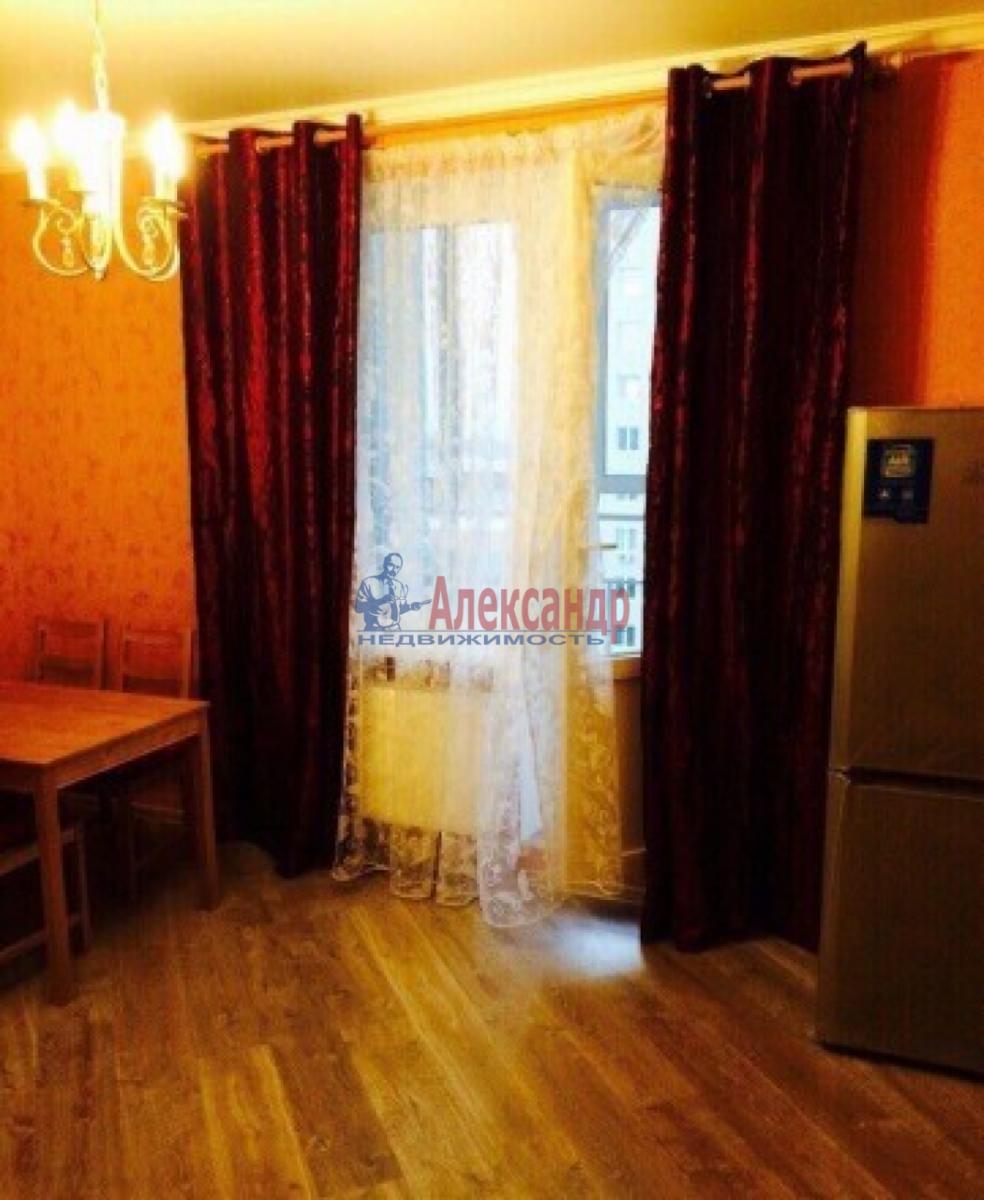 1-комнатная квартира (48м2) в аренду по адресу Маршала Жукова пр., 36— фото 4 из 6