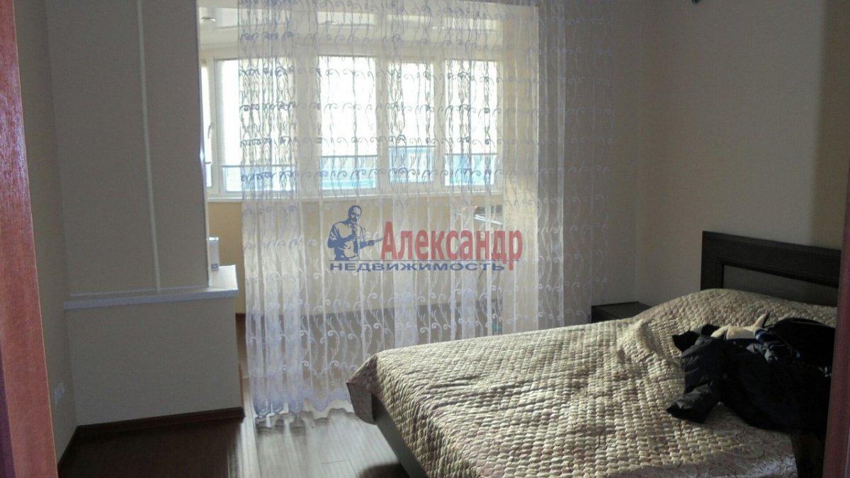 1-комнатная квартира (42м2) в аренду по адресу Выборгское шос., 23— фото 4 из 7
