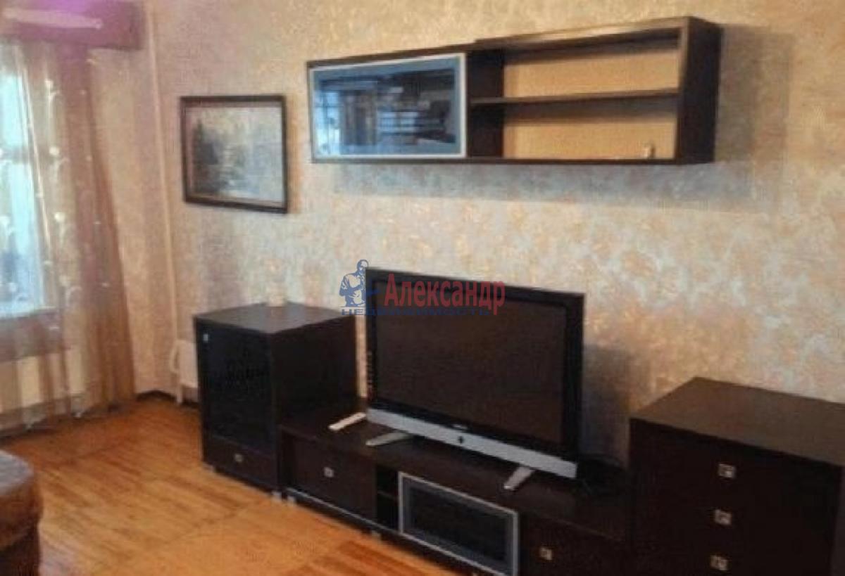 1-комнатная квартира (34м2) в аренду по адресу Исаакиевская пл., 3— фото 3 из 4