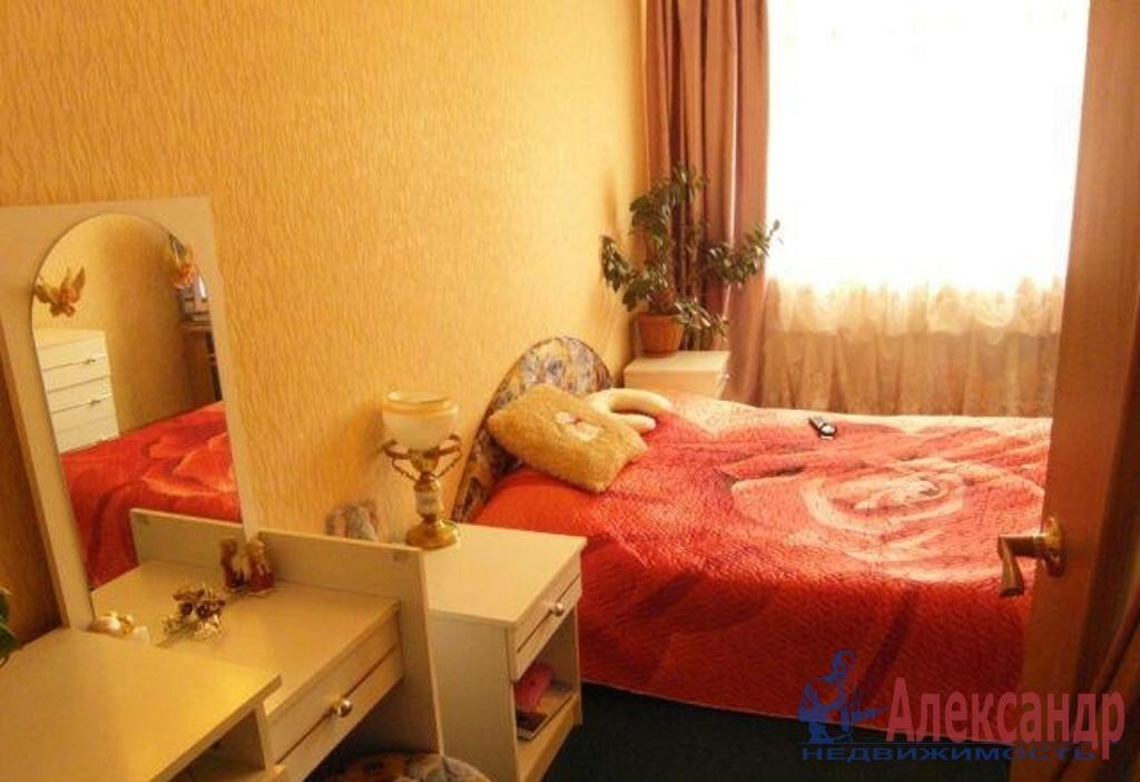 1-комнатная квартира (36м2) в аренду по адресу 2 Муринский пр., 41— фото 1 из 4
