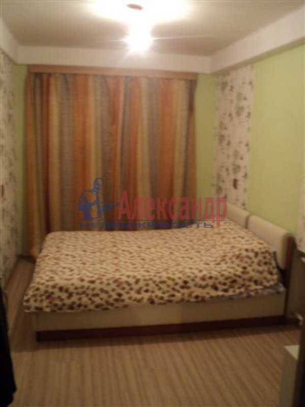 1-комнатная квартира (35м2) в аренду по адресу Культуры пр., 11— фото 1 из 2