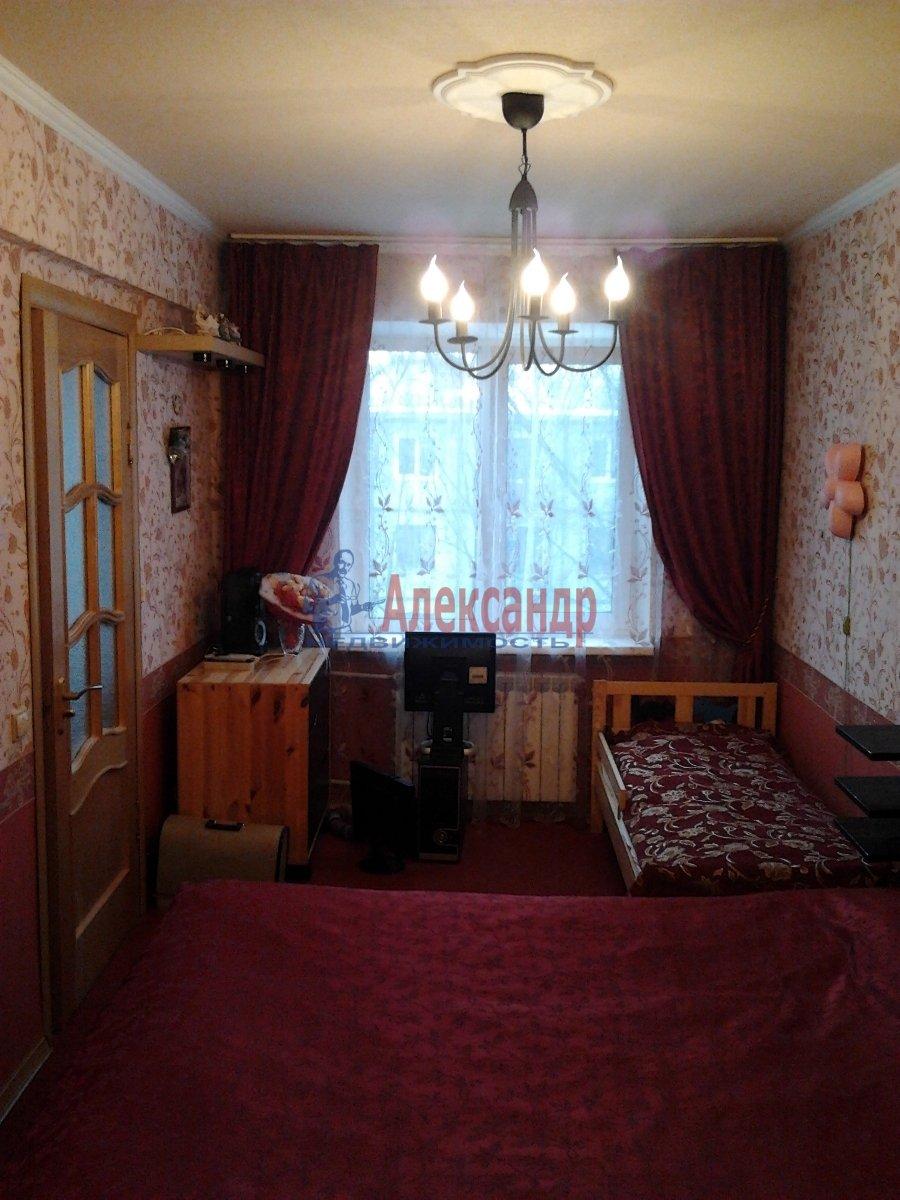 1-комнатная квартира (37м2) в аренду по адресу Туристская ул., 2— фото 2 из 3